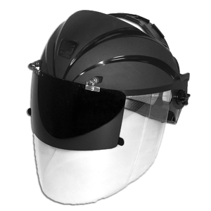 ArcOne Brow Guard Flip Front with Shade 8