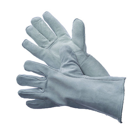 Gray Welding Gloves