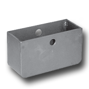 VGB-4 Steel V-Groove Wheel Box